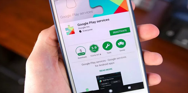 Android 4.0 to lose Support for Google Play Services Soon