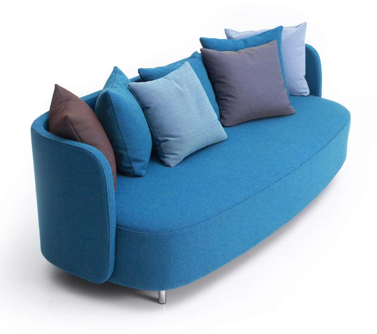 Cool Couches For Bedrooms Minimalist Interior Designs For Living Rooms  Blue Living Room .