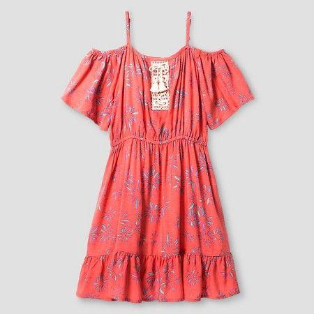 S Cold Shoulder Dress Art Cl C Target