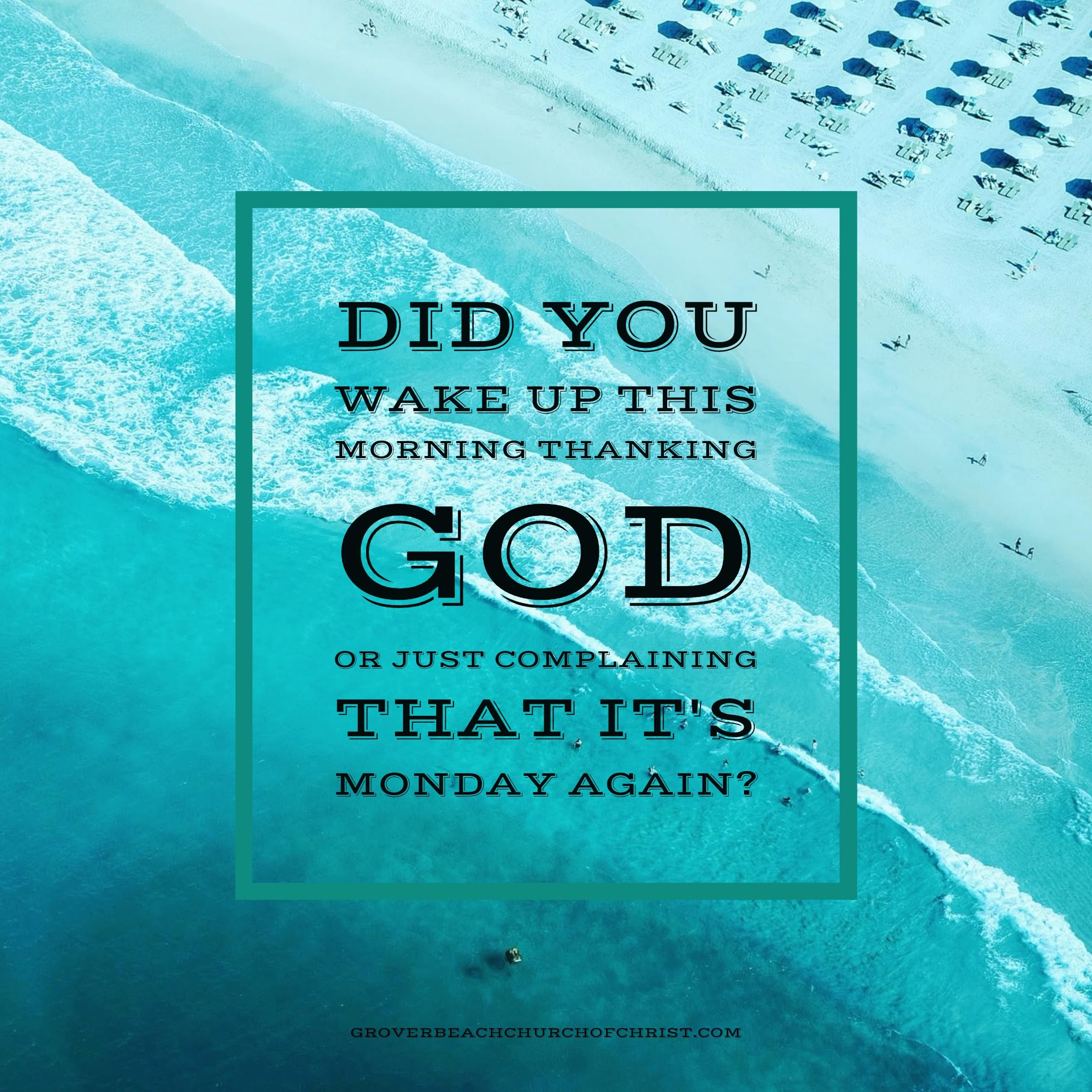 Inspirational Images - Grover Beach Church of Christ #inspiration ...