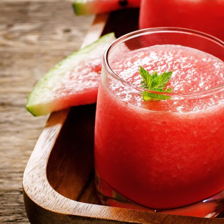Vodka And Watermelon Cooler