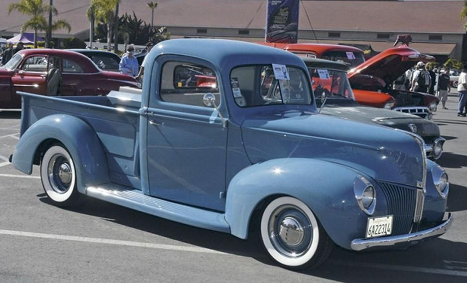 1940 ford pickup   old trucks   Pinterest   Ford, Cars and Ford trucks