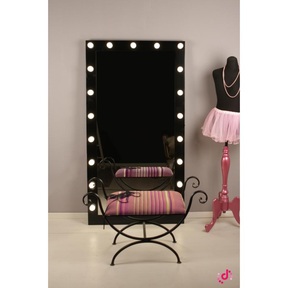 Espejo camerino espejo maquillaje profesional espejo luz for Luces camerino