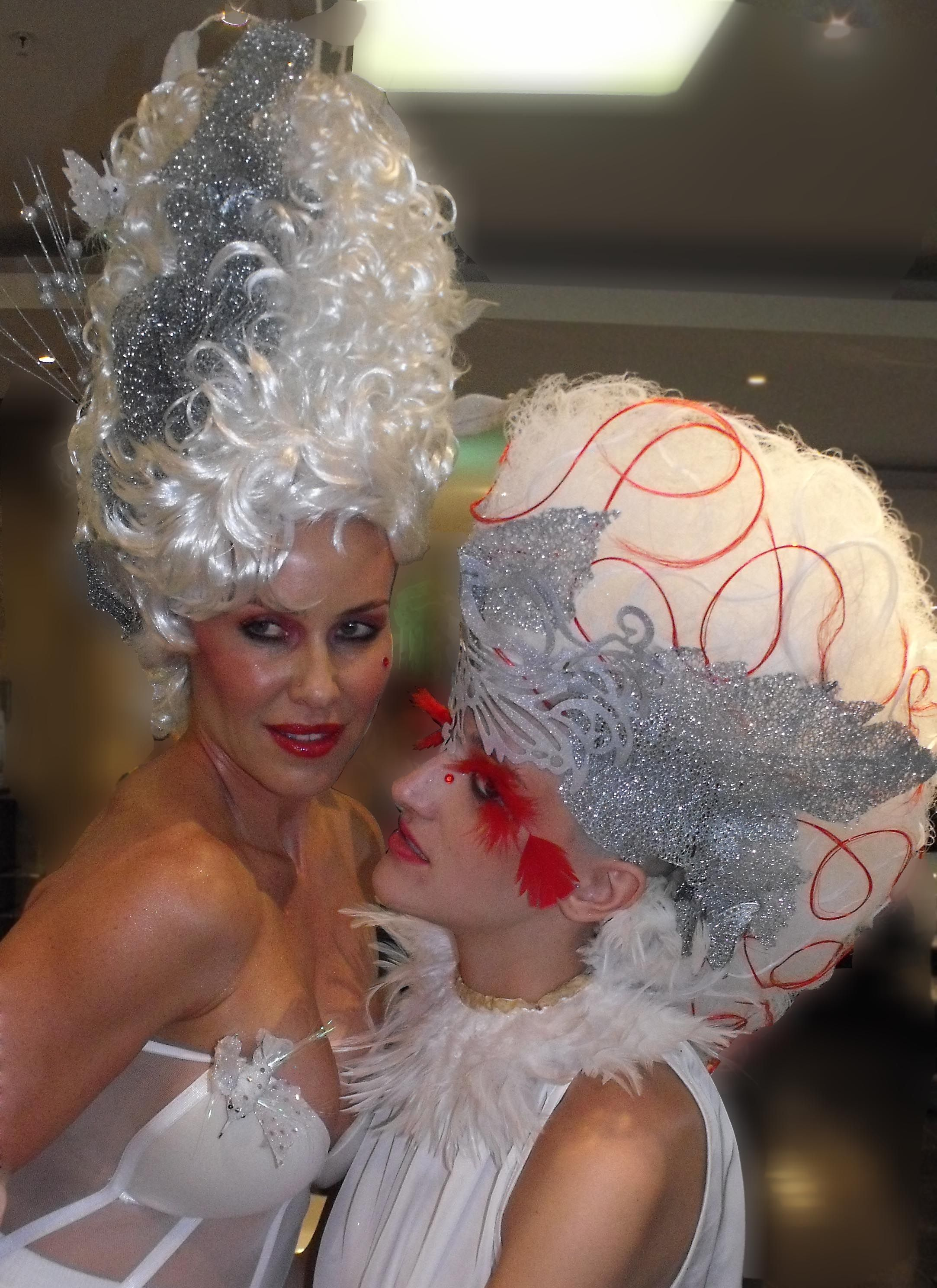 Makeup For Hair Show Done By Me At Palladium Cape Town Hair Shows Creative Artists Makeup