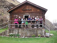 Kirkwood Ranch in Hells Canyon at the Historical Museum