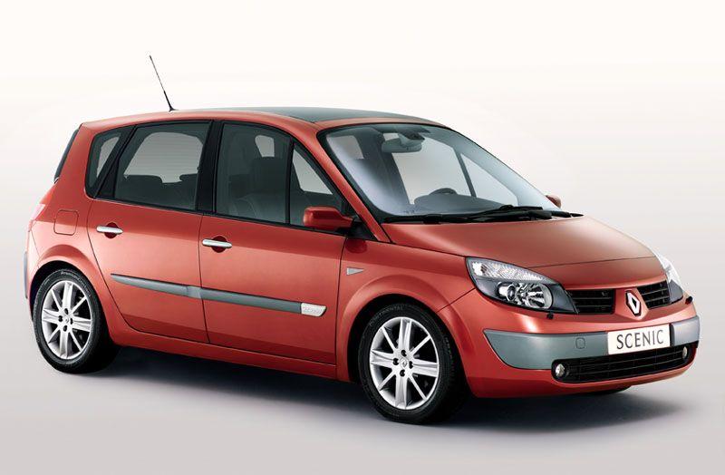 Renault Scenic Long Auto
