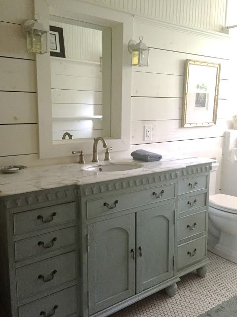 Bath Vanities Bathroom Styling Cottage Style Bathrooms Cottage