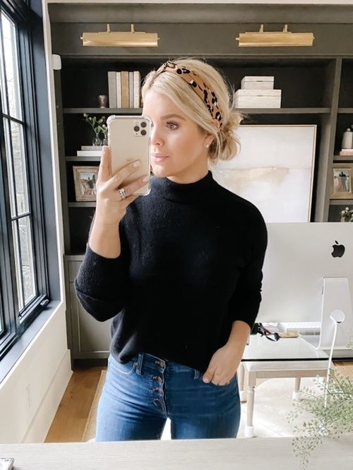 Photo of Tips for wearing a headband