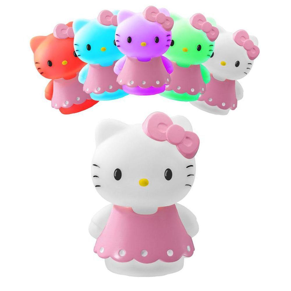 Super cute, energy efficient LED mood lamp changes 5 different ...