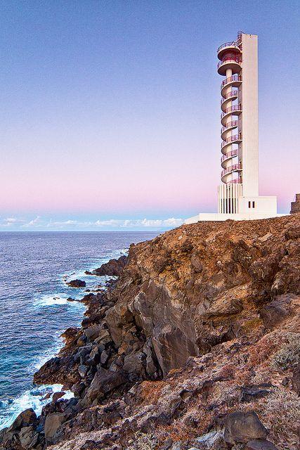 El Faro De Buenavista Del Norte Tenerife Lighthouse Pictures