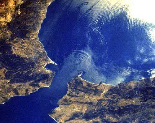 صور مضيق جبل طارق Belle Nature Detroit De Gibraltar Mer Mediterranee
