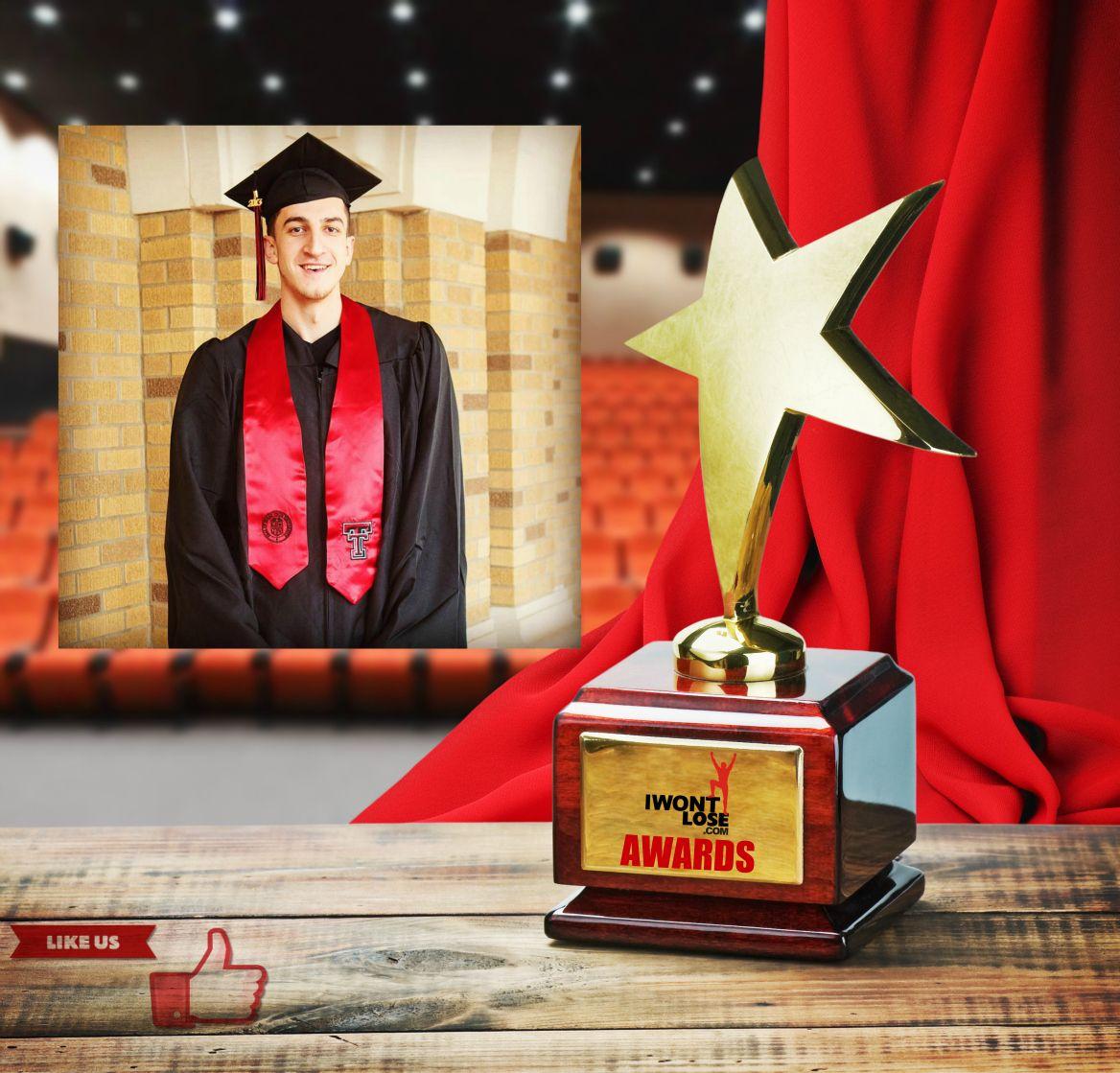 Awards 2 Dejan Kravic Dance major, Awards, Youth leader