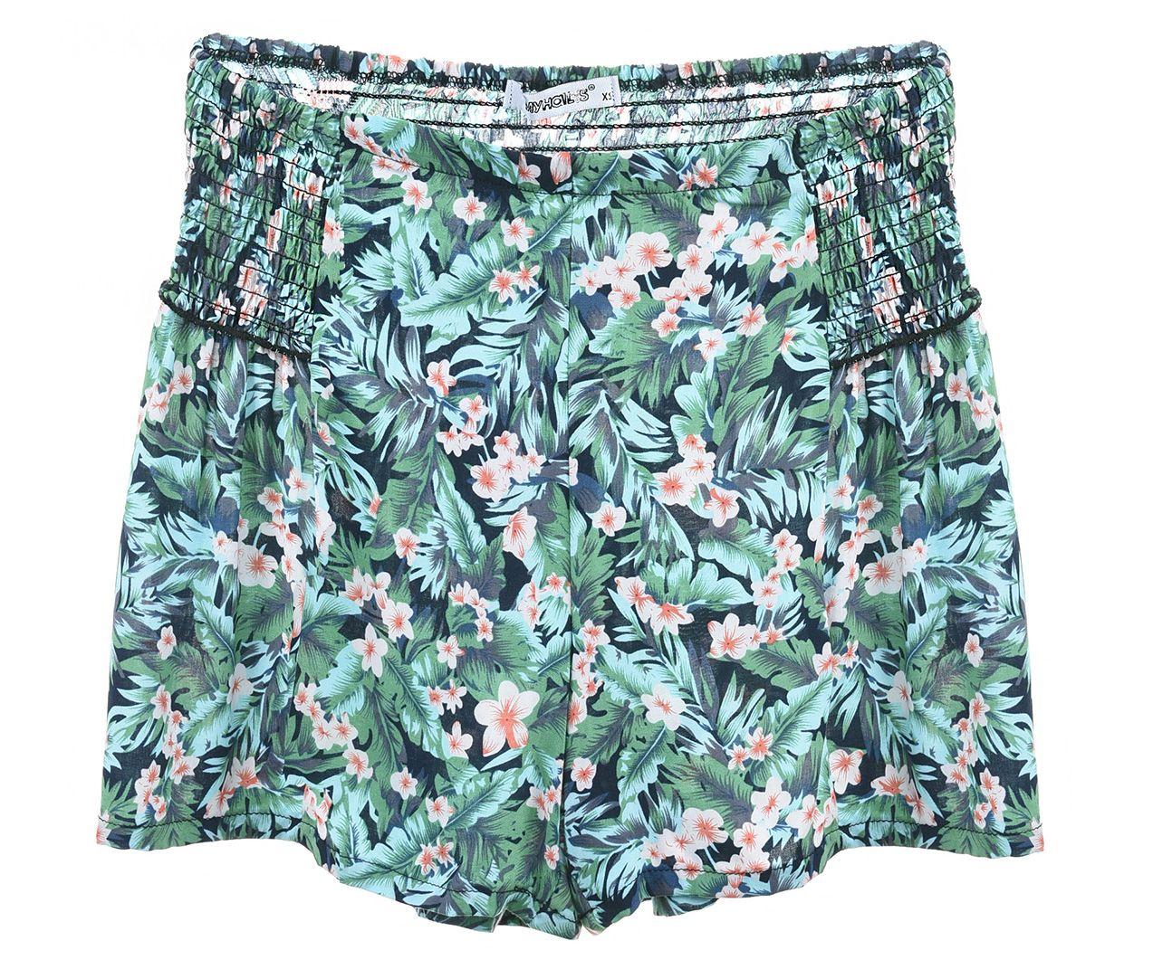 6f3dd70ba3d2 Lehké květované šortky Hailys  shorts  kratasy