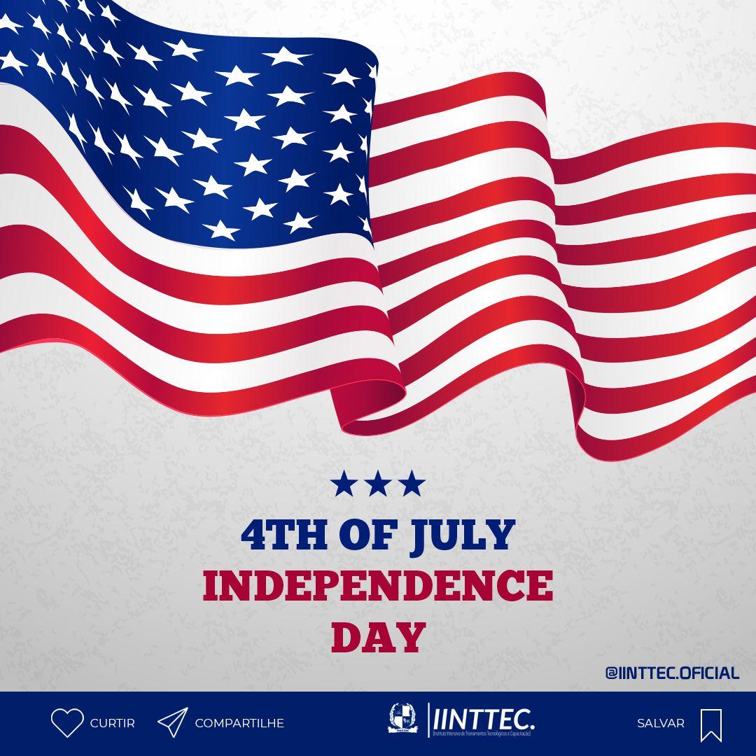 O Dia da Independência dos Estados Unidos (em inglês