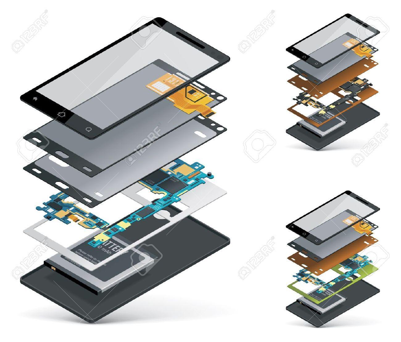 mobile parts wholesale