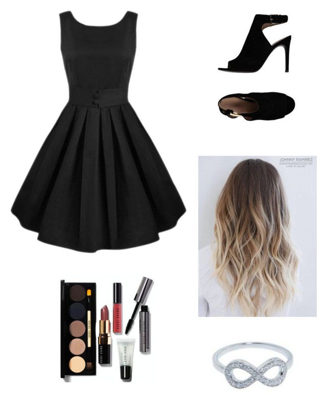 """""""•Monday•"""" by romadee ❤ liked on Polyvore featuring Tory Burch and Bobbi Brown Cosmetics"""