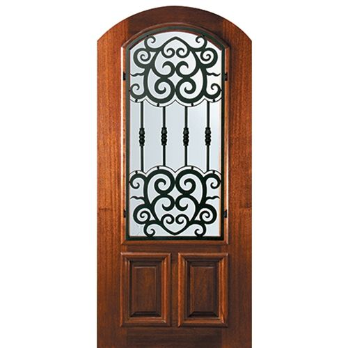 Best Doors4Home Wood Doors Glass Panels Exterior Doors 400 x 300