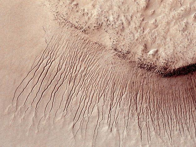 """Suomalaisprofessori Nasan Mars-löydöstä: """"Vedessä voi olla hyvin alkeellista mikrobielämää"""" - Tiede - Ilta-Sanomat"""
