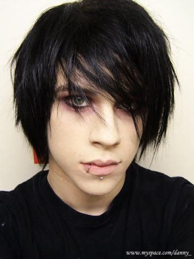 Groovy 1000 Images About Emo Hairstyles For Men On Pinterest Emo Short Hairstyles For Black Women Fulllsitofus