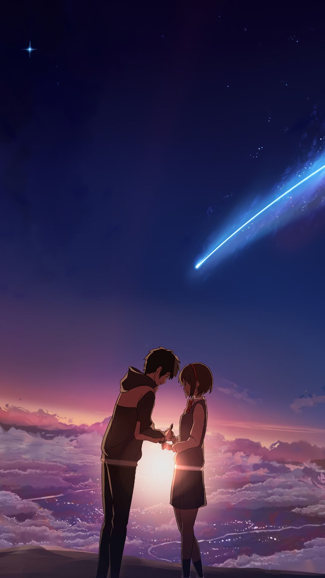 Your Name Phone Anime in 2020 Your name anime, Anime