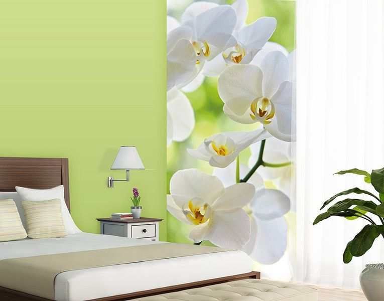 fototapete romantische orchideen 001 schlafzimmer pinterest schlafzimmer fototapete und. Black Bedroom Furniture Sets. Home Design Ideas