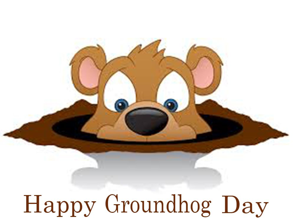 Happy Groundhog Day 2019 Pictures Crafts Images Pic Wishes Wallpaper Happy Groundhog Day Groundhog Day Groundhog