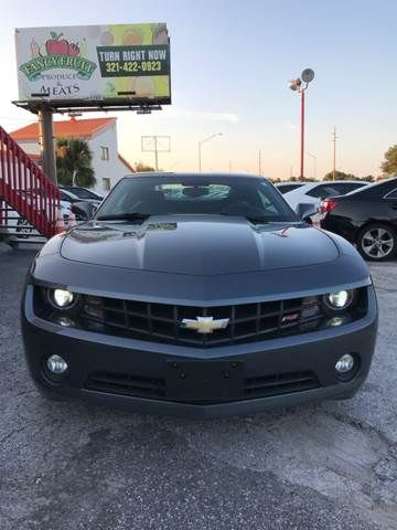 2011 Chevrolet Camaro Lt 2dr Coupe W X2f 1lt For Sale By Jc