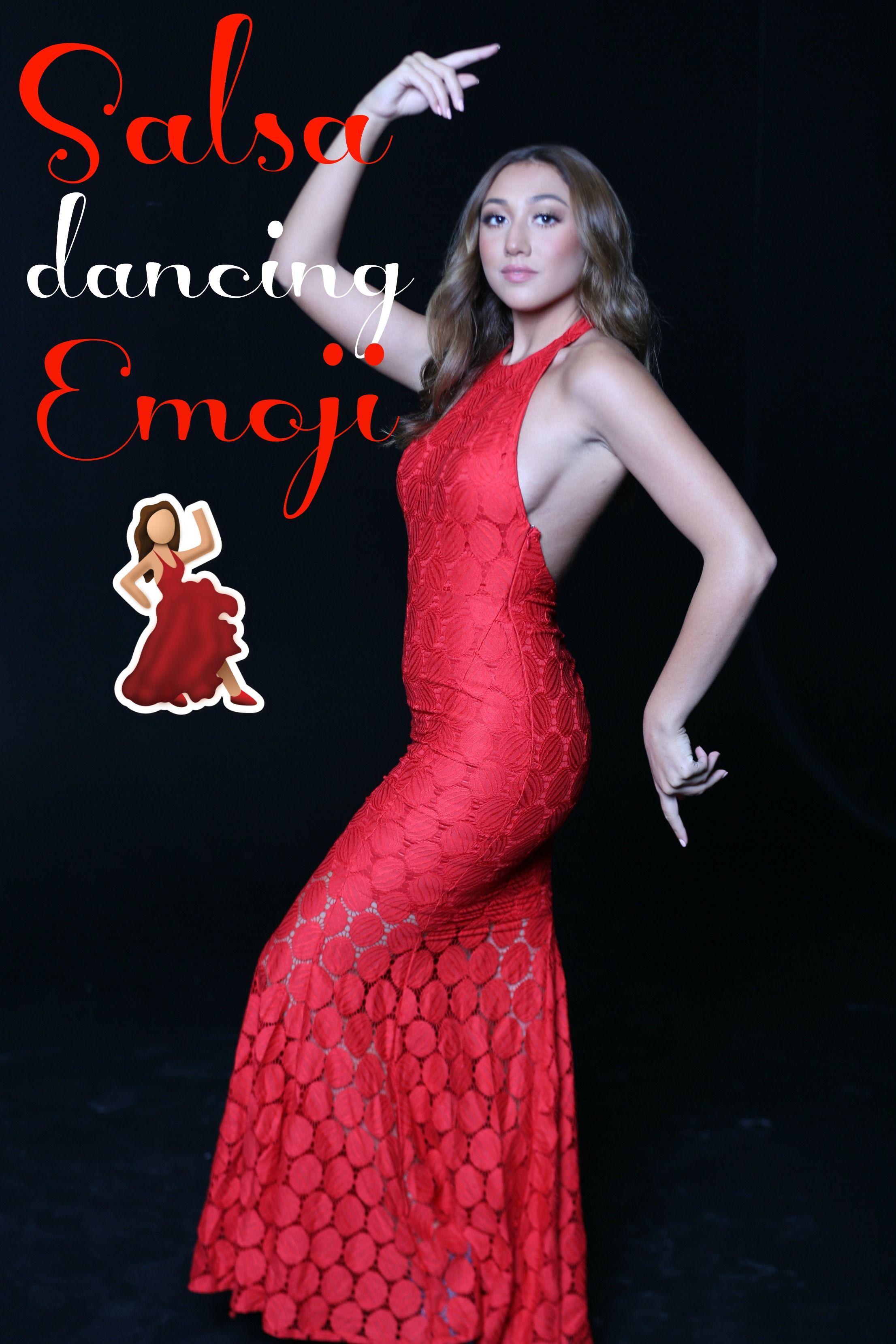 Salsa Dancing Emoji Dance Emoji Salsa Dancing Halloween Outfits