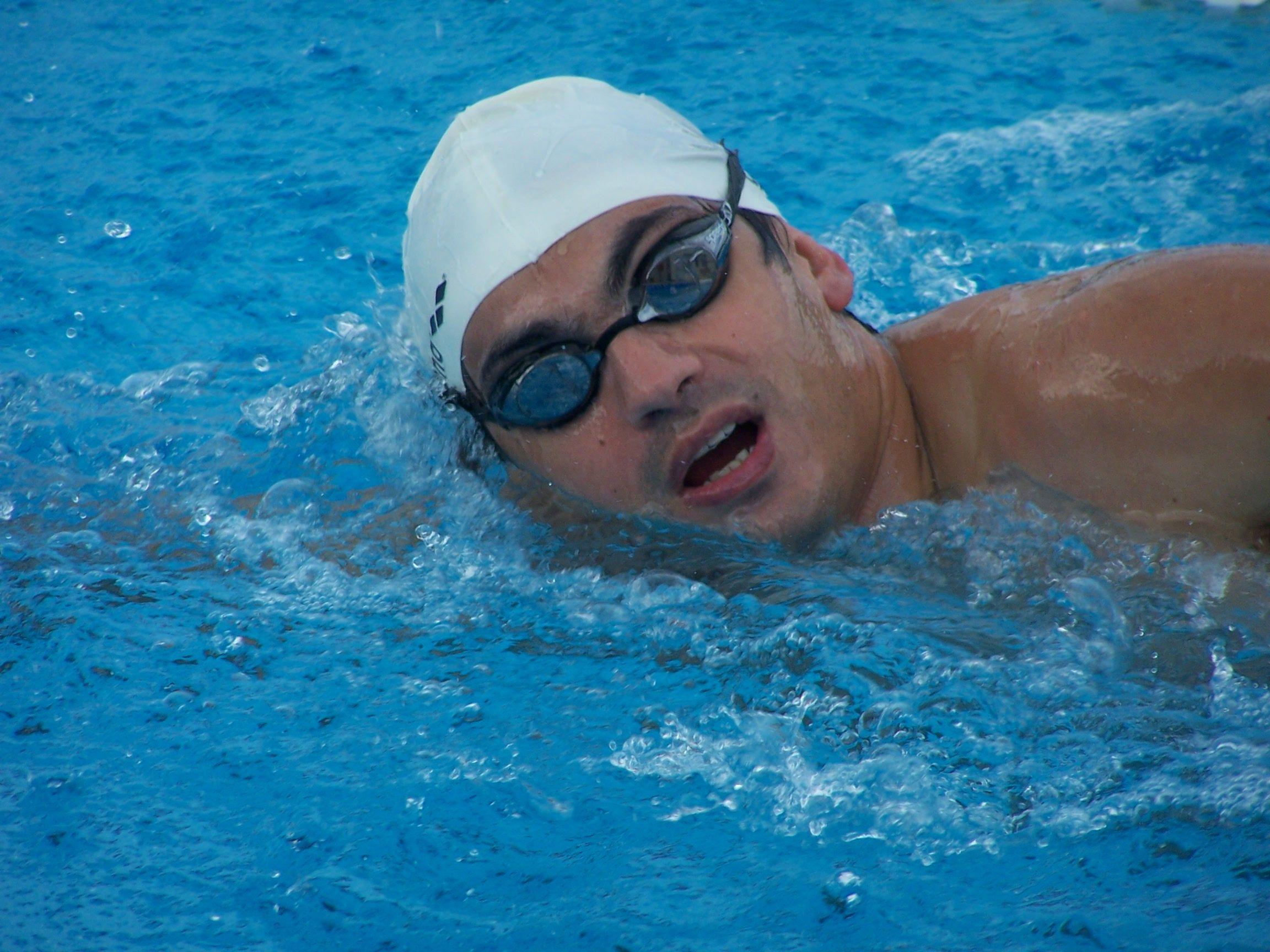 686452ec9f8 Marathon Swimming Training