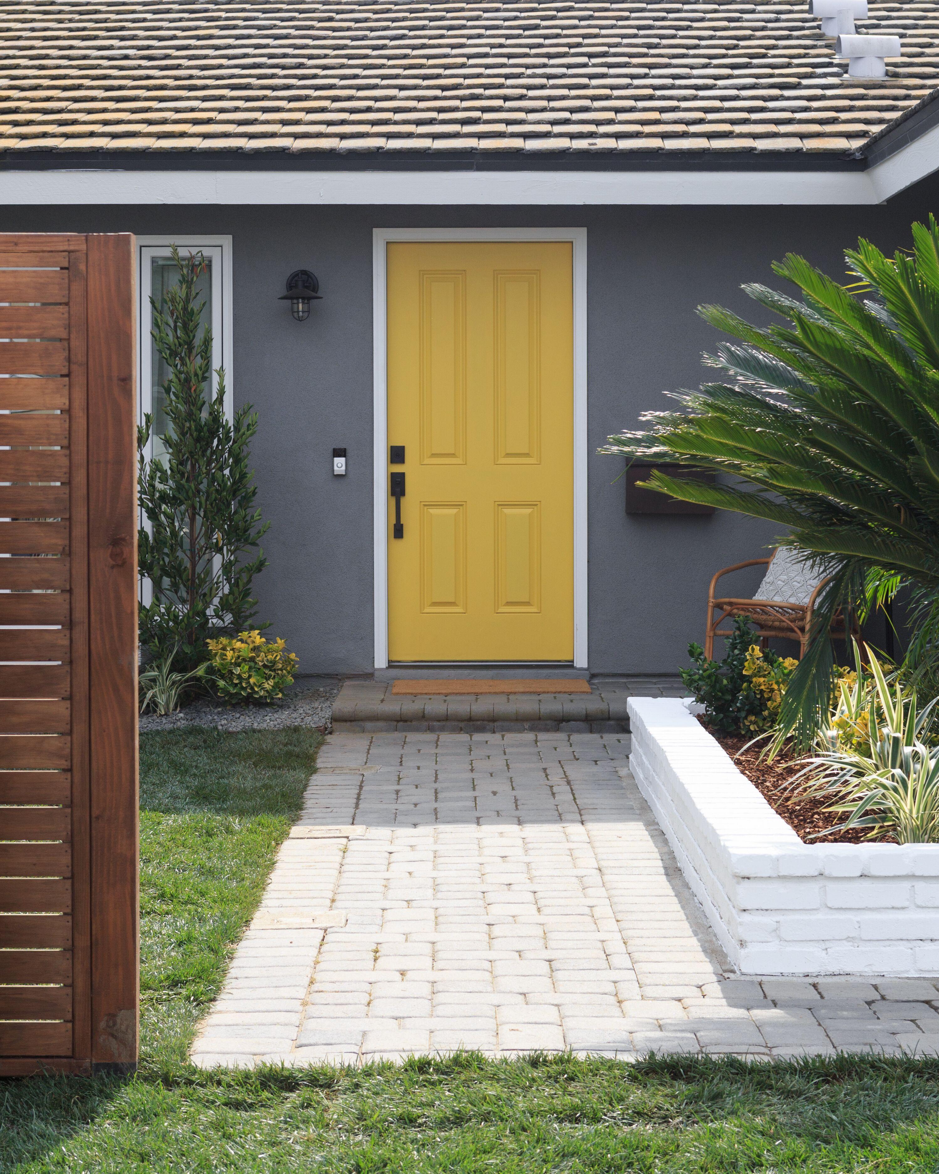 21 Cool Front Door Designs For Houses: HGTV's Hidden P On Exteriors
