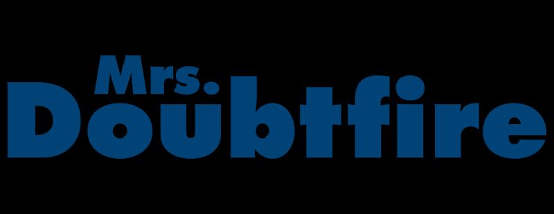 Mrs. Doubtfire movie logo