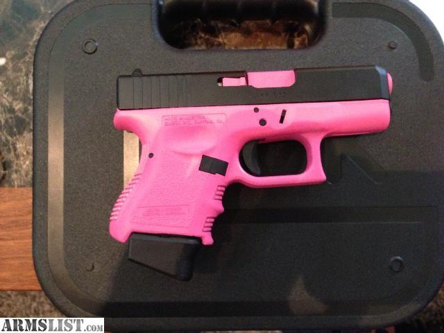 Pink Glock 27 For Sale For Sale Pink Glock 27 Gen 3 Guns