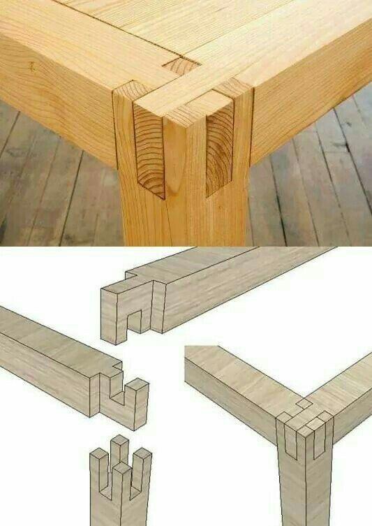#encastre #madera