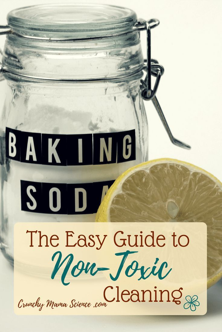 The Easy Guide to NonToxic Home Cleaning Natural