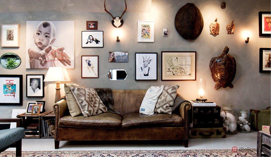 Personligt hjem: Garagen blev til drømmeboligen - billede 8
