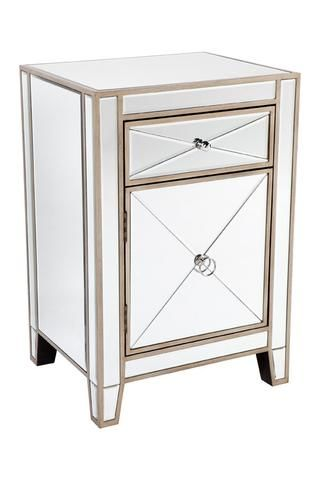 Apolo mirrored bedside table cl antique gold 31076 shine apolo mirrored bedside table cl antique gold 31076 shine mirrors australia 1 watchthetrailerfo
