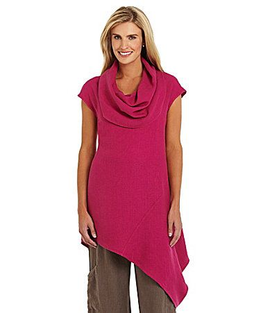 4f28e7b171e Bryn Walker Noa Linen Tunic #Dillards | My Style - Shopping | Linen ...