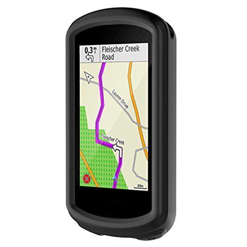 Silicone Protective Cover Case For Garmin/Edge/520 Plus GPS Bike Computer Accessories TUSITA 2-PACK
