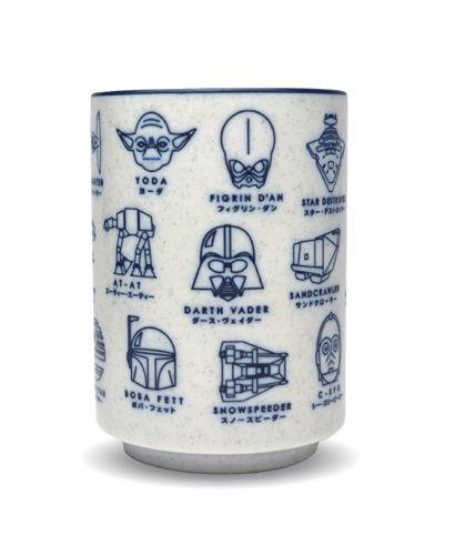 Star Wars Japanese Tea Mug Tea Mugs Japanese Tea Star Wars Toys