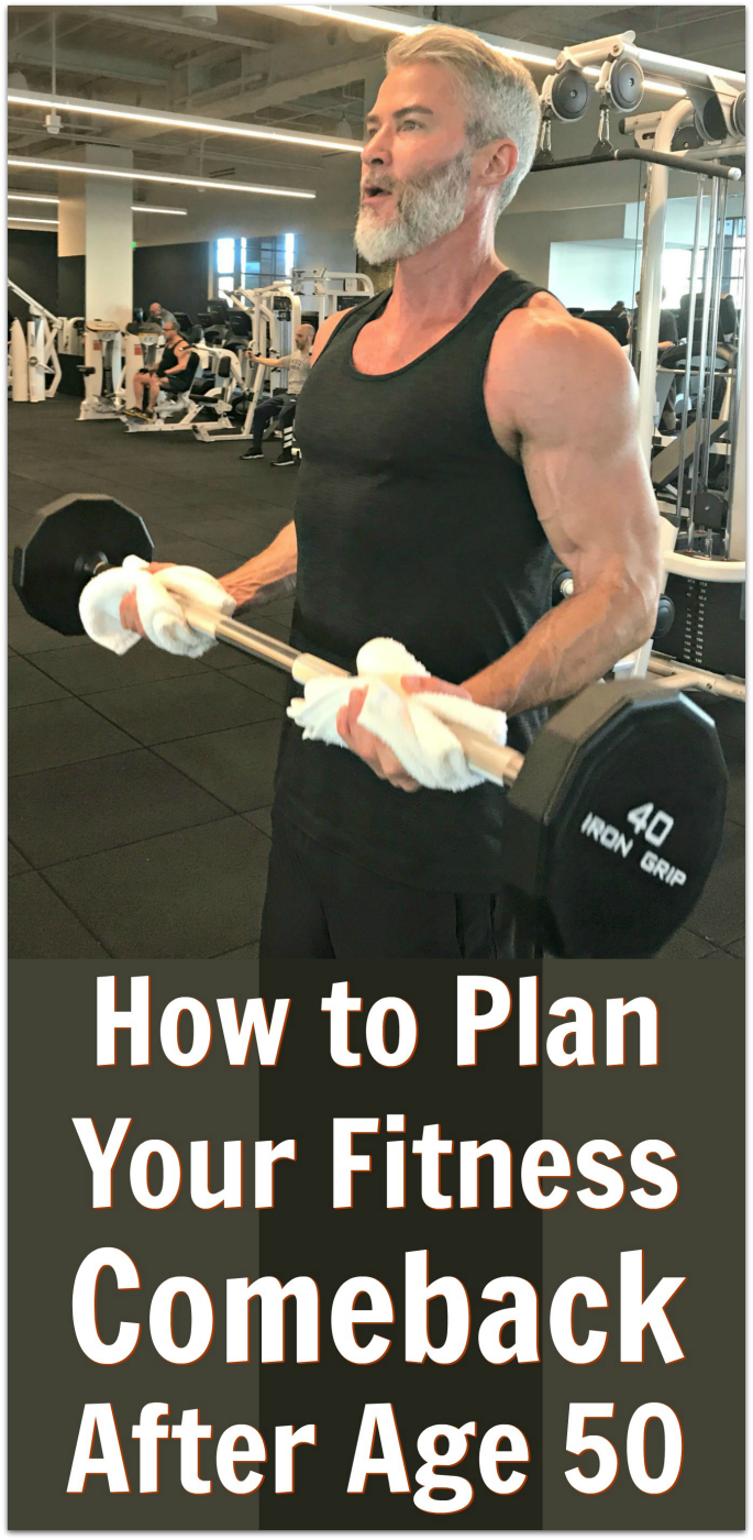 How To Start Working Out Over 50