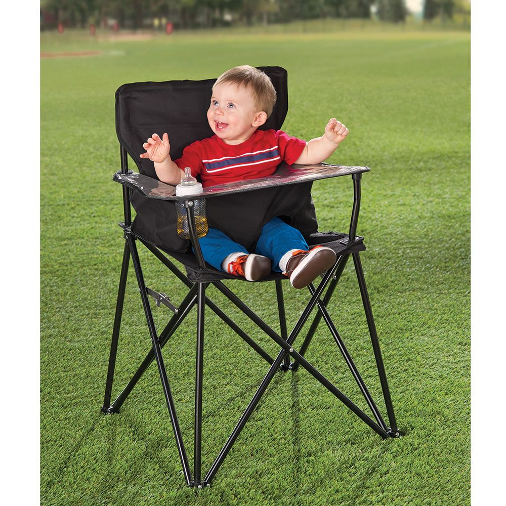 The Packable High Chair Baby Kids Camping Chairs