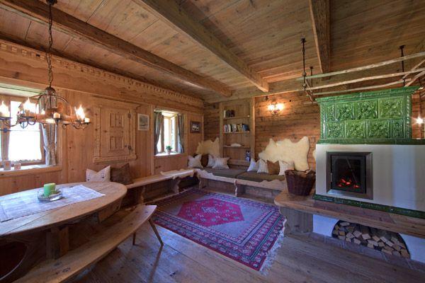 Maroslhof Soll In Tirol Ferienhaus Fur 10 Personen Mit Kachelofen Und Sauna Urlaub Am Maroslhof Interior Home Decor Home