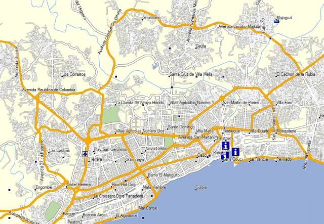 Pin by GPSeTravelguides on Garmin Dominican Republic Map GPS | Gps Dominican Republic Gps Map on