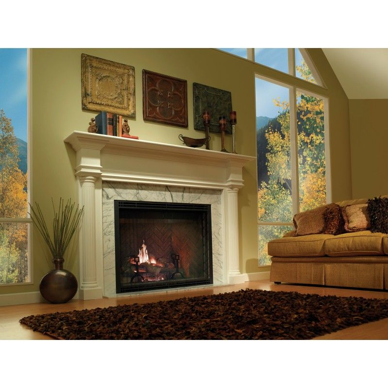 Heatilator Icon Series Wood Wood Fireplaces Fireplaces Wood