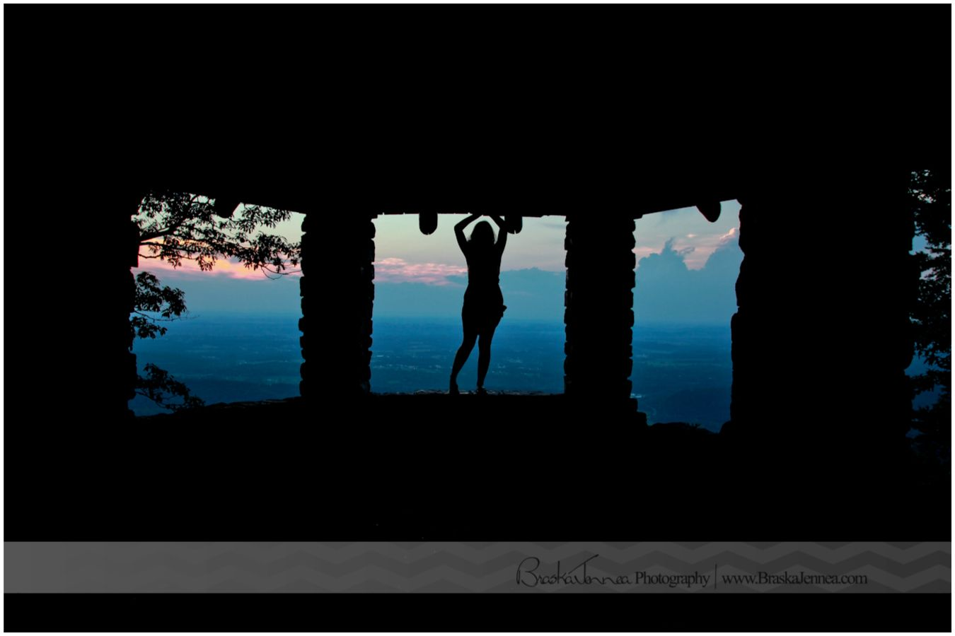 I live for silhouettes! Especially when a gorgeous sunset is involved!