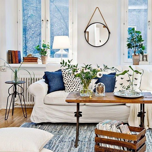 Det ska vara hemtrevligt! #room #dagensinspo #ditthem #decor #deco #style #styling #vackrahem #nordicinspiration #nordiskehjem #nordicdesign #realestate #finahem #home #homestyling #light #room