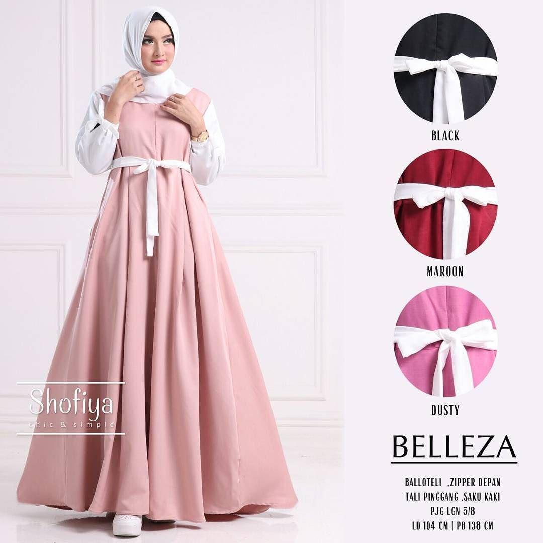 Pin by nevi rosnida on model pakaian pinterest dress muslimah