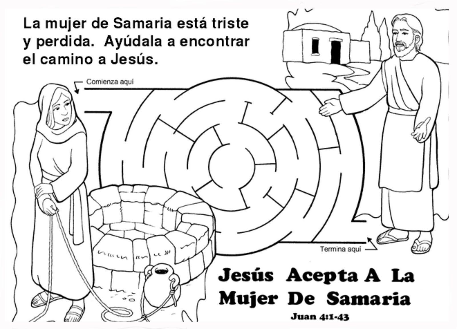 Imagenes De Las Parabolas De Jesus Para Colorear