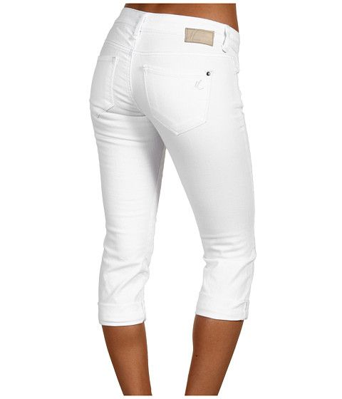 White Capri leggings | Legally Blonde on a budget | Pinterest ...