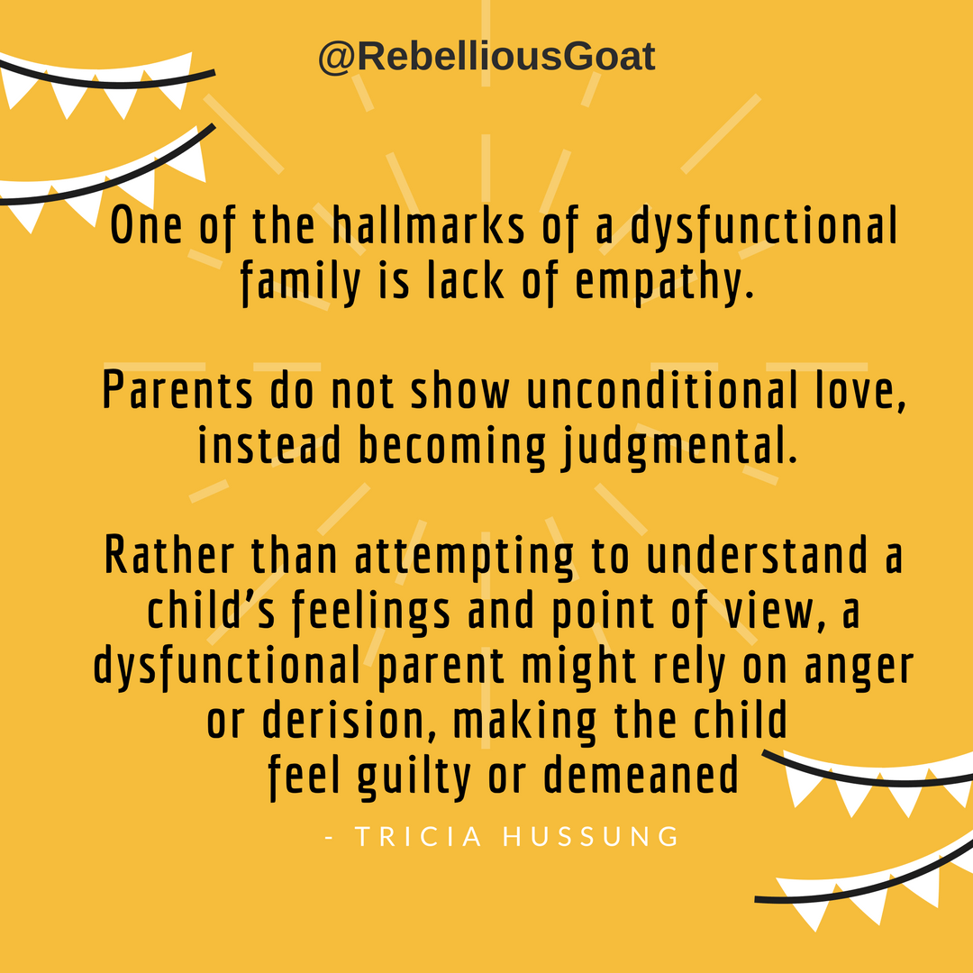 Quote 600 - Dysfunctional Family | Dysfunctional family ...